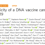 新型コロナウイルスのワクチン開発について(INO-4800)